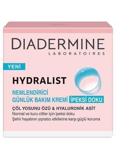 Diadermine Diadermine Hydralist Ipeksi Doku Nemlendirici Krem 50 Ml Renksiz